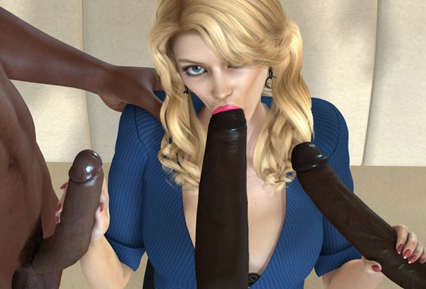 johnpersons-blonde-handling-three-cocks